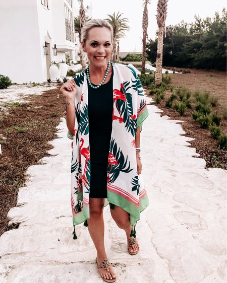 Why kimono? Because bathing suit coverup, cute with dresses, & can be worn with shorts & a tank. This adorable flamingo one can be found @shopluccalane! And you know I love a flamingo! http://liketk.it/2Cbqx @liketoknow.it #liketkit Shop my daily looks by following me on the LIKEtoKNOW.it app. #LTKsalealert #LTKshoecrush #LTKspring #LTKstyletip #LTKswim #LTKunder50 #LTKunder100
