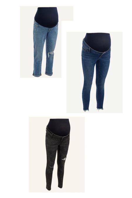 Old navy maternity jeans 50% off http://liketk.it/3aWlR #liketkit @liketoknow.it