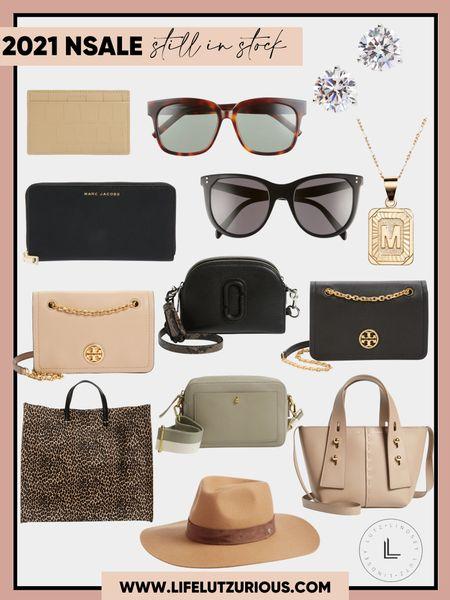 Accessories still in stock from the Nordstrom sale! #nsale #accessories #sunnies #purse #hat   #LTKstyletip #LTKsalealert #LTKitbag