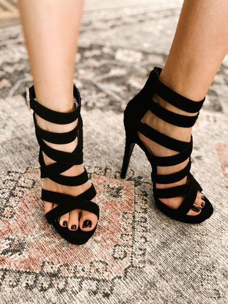 High Heeled Shoes Stiletto Sandals Color: Black Nubuck/TTS/size, 7.5  #ifounditonamazon #amazonfashion #amazonfinds #outfitoftheday #ootd #outfitideas #outfitinspo #amazonhigheeled   http://liketk.it/3pOgW @liketoknow.it #liketkit #LTKSeasonal #LTKfit #LTKstyletip #LTKcurves