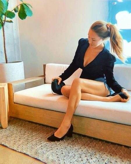 Casual Elegant spring style outfit http://liketk.it/2L2NI #LTKstyletip #LTKsalealert #LTKspring #liketkit @liketoknow.it You can instantly shop my looks by following me on the LIKEtoKNOW.it shopping app