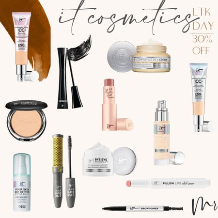 #liketkit @liketoknow.it http://liketk.it/3hkxp #LTKDay #LTKbeauty #LTKsalealert LTK Day… 30% off it cosmetics #ltkday #itcosmetics #beautydeals #itcosmeticssale