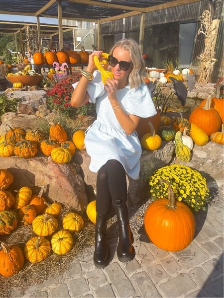 Hello? Mom? Can you come pick me up?! 🤣 had too much fun at @millstonenursery yesterday 🎃   #LTKunder100 #LTKstyletip #LTKSeasonal