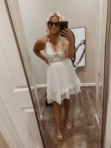 Found the best Free People Adella dress ever! Almost the same thing and in stock in all sizes.  #freepeople #summer dress  #sheindress #sheinfashion #shein       ______ Comfy and casual options  #beachvacation #bikini #vacationoutfits #springfashion #vacay #vacaylook #vacalooks #vacationoutfit #springoutfit #springoutfits #beachvacationoutfit #beachvacationoutfits #springbreakoutfit #springbreakoutfits #beachoutfit #beachlook #beachdresses #vacation #vacationbeach #vacationfinds #vacationfind #vacationlooks #swim #springlooks #summer #summerlooks #swimsuitcoverup #beachoutfits #beachootd #beachoutfitinspo #vacayoutfits #vacayoutfitinspo #vacationoutfitinspo #tote #beachbagtote #naturaltote #strawbag #strawbags #sandals #bowsandals #whitesandals #resortdress #resortdresses #resortstyle #resortwear #resortoutfit #resortoutfits #beachlooks #beachlookscasual #springoutfitcasual #springoutfitscasual #beachstyle #beachfashion #beachvacay #vacationfashion #vacationstyle #swimwear #swimcover #summerfashion #targetstyle #targetdresses #targetdress #targetoutfits #Leeannbenjamin #stylinbyaylin #cellajaneblog #lornaluxe #lucyswhims #amazonfinds #walmartfinds #interiorsesignerella #lolariostyle  Fashion Shein Fashion Walmart Finds Target Trends H&M Fashion Wedding Guest Dresses Plus Size Fashion Maternity Apparel Wear-to-Work Beach Wear Travel Style   Follow my shop on the @shop.LTK app to shop this post and get my exclusive app-only content!  #liketkit  @shop.ltk http://liketk.it/3ktdg