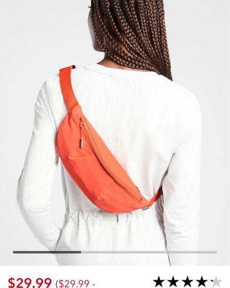 Everyones favorite size inclusive fanny pack is on sale right now! http://liketk.it/3jOP0 #liketkit @liketoknow.it #LTKcurves #LTKsalealert