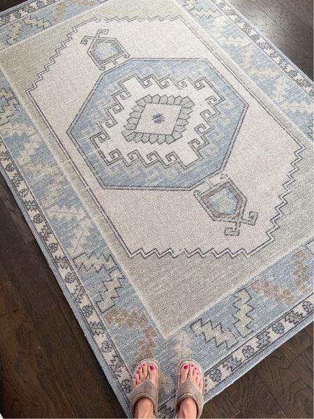 Home finds // Amazon rug    #LTKstyletip #LTKfamily #LTKhome