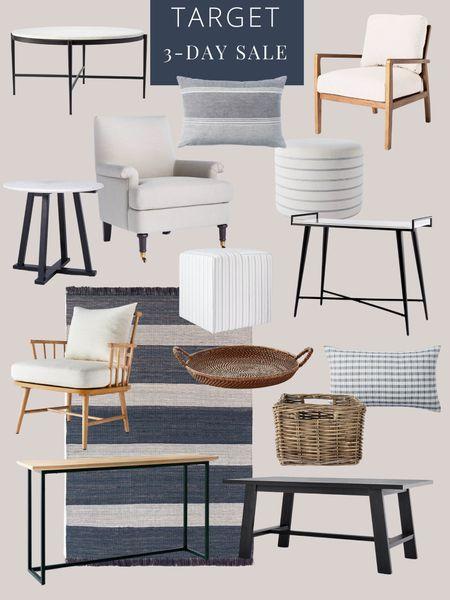 Target, studio McGee, sale, table, rug, chair, home decor  #LTKsalealert #LTKGiftGuide #LTKhome