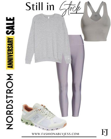 #nsale Athleisure  Activewear Leggings Sneakers Alo   #LTKfit #LTKshoecrush #LTKsalealert