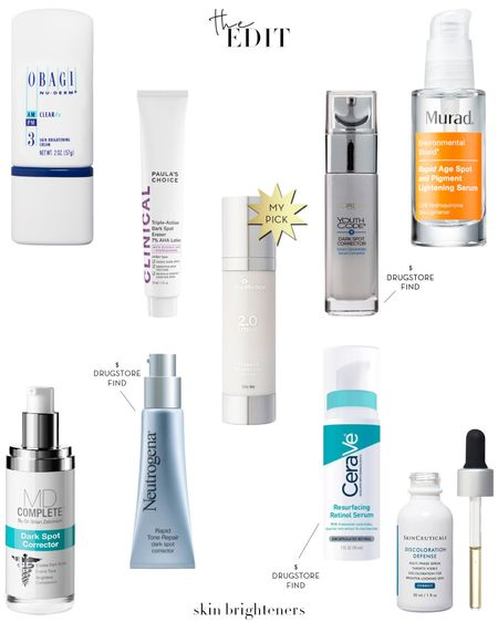 I almost can't believe the results I've seen since I started using SkinMedica's Lytera 2.0 Pigment Correcting Serum. 20% off with code SKINMED20. I rounded up a few of the other popular products that came up during my research into skin brighteners. 💎💎💎 http://liketk.it/2O1v5 @liketoknow.it #liketkit Shop your screenshot of this pic with the LIKEtoKNOW.it app • • • • •  #StayHomeWithLTK #LTKbeauty #skincare #skincareroutine #skinbrightening #skinlightening #darkspots #melasma #sundamage #serum #glowingskin #glow #beauty #sungoddess #quarantineroutine