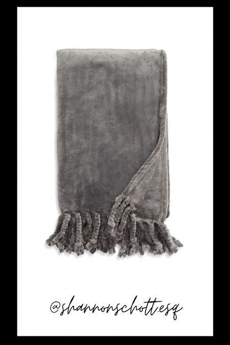 Th snuggliest of blankets.   #LTKstyletip #LTKunder50 #LTKhome