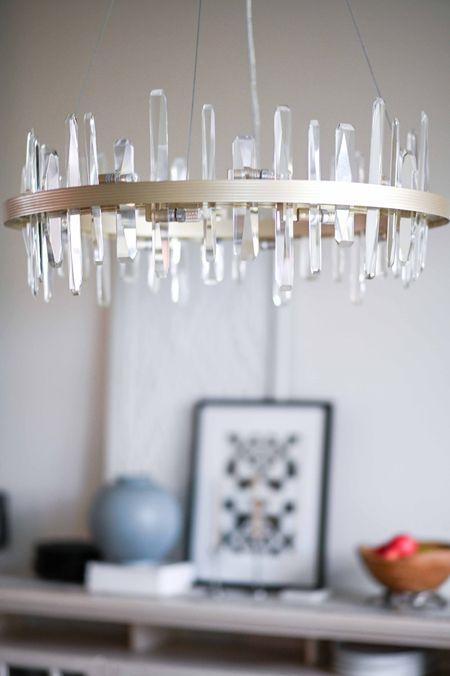 chandelier, home decor, dining room, living room   #LTKHoliday #LTKhome