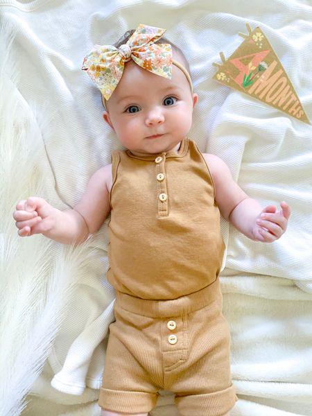 Baby girl milestone moments http://liketk.it/3hSJF #liketkit @liketoknow.it #LTKbaby #LTKfamily