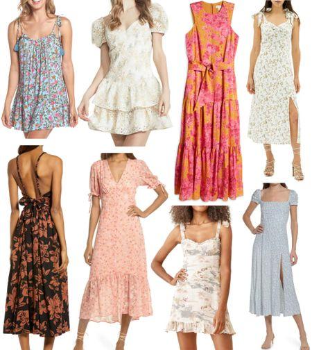 Nordstrom Dress, Nordstrom Floral Dress, Nordstrom Summer Dress, Nordstrom Finds, Nordstrom Summer Finds, http://liketk.it/3kFuJ @liketoknow.it #liketkit  #LTKstyletip