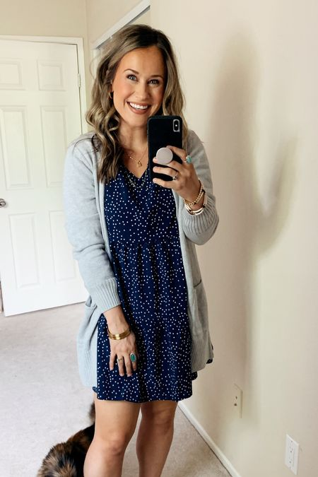 Amazon finds for the workplace! This dress would be perfect for teachers! So cute and comfy! I also have this print in a skirt version also perfect for work   #LTKstyletip #LTKunder50 #LTKworkwear