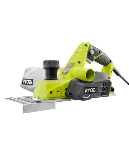 RYOBI hand planer  Tools I have the corded planer Cordless linked as well  #LTKunder100
