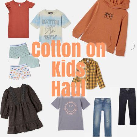 Cotton on haul! Spring clothes for the tiny babes! http://liketk.it/3b5hZ #liketkit @liketoknow.it #LTKunder100 #LTKkids #LTKunder50