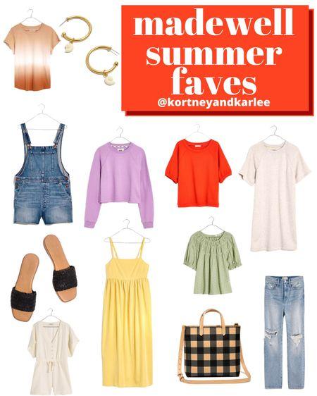 Madewell Sale! Get 25% off $125+ with code: LTKDAY  Madewell spring sale   Madewell favorites   Madewell spring fashion   Madewell summer fashion   Kortney and Karlee   LTK Summer Sale   LTK Day   #kortneyandkarlee #LTKDay #LTKDay21 #LTKSummerSale #LTKunder50 #LTKunder100 #LTKsalealert #LTKhome #LTKstyletip #LTKSeasonal #LTKswim #LTKtravel @liketoknow.it #liketkit http://liketk.it/3hnvL