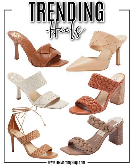 Trending Heels!   #LTKshoecrush #LTKSeasonal