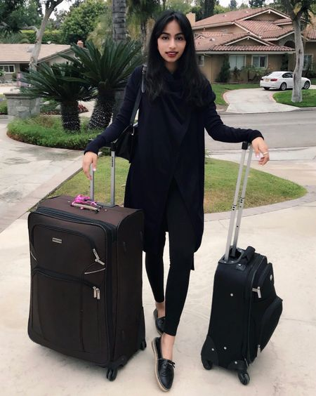 This is the face of someone who is totally ready to sleep on a 10 hour flight ✈️ . ✌🏼 out LA. ☺️ #traveldiaries #airportlook #traveloutfit #givenchy #vspink #prada #pradaespadrilles #givenchybag #comfortstyle #flightstyle #travelcomfort #travelfashion #airportfashion #indianfashionblogger #fashionstyles #liketkit #fblogger #bloggerstyle #styleblogger #LTKunder100 @liketoknow.it http://liketk.it/2wgj9