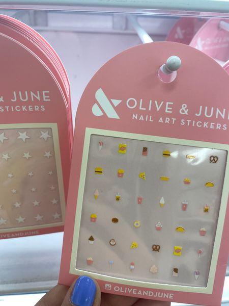Olive & June stickers   #LTKunder50 #LTKbeauty #LTKstyletip