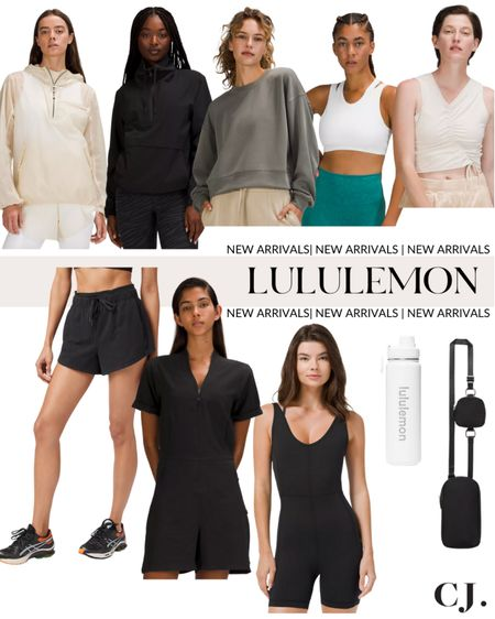 Lululemon new arrivals  #LTKfit