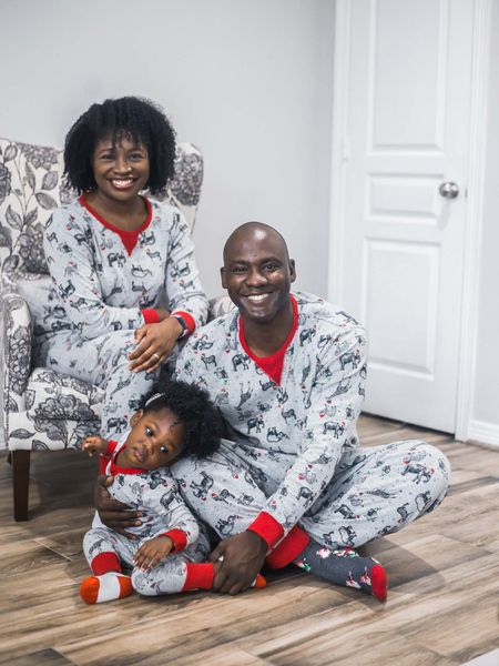 These two are always down for the shenanigans (swipe 👉🏾).  😂😂😂  Just another thing to add to our new and growing list of traditions.  Like getting matching PJs for the first time. 😁 These @targetstyle pajamas and a few others are linked on my @liketoknow.it .  Link in bio.   #MerryChristmas 📸:@natureprofessor  http://liketk.it/34zjc #liketkit #LTKNewYear #LTKfamily #LTKkids