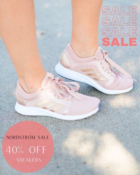 Nordstrom Sale | Adidas Sneakers tts 40% off   Sneakers Adidas Comfort  Athletic   #LTKshoecrush #LTKbacktoschool #LTKsalealert