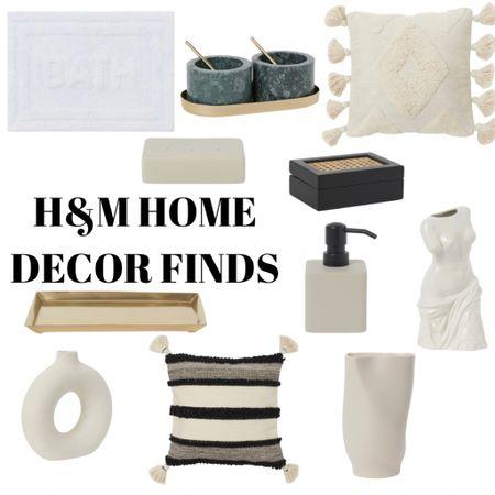 H&M home decor finds, hm home, home decor, aesthetic home decor, home decor style, spring home decor, minimal home decor, home style #LTKunder100 #LTKunder50 #LTKhome #liketkit @liketoknow.it http://liketk.it/39f96