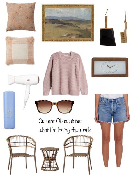 My Current Obsessions for the week!  Including cute denim, MADEWELL sweater, affordable sunglasses, my favorite serum, artwork & more!   You can instantly shop all of my looks by following me on the LIKEtoKNOW.it shopping app http://liketk.it/3hCI4 #liketkit @liketoknow.it #LTKunder100 #LTKunder50 #LTKhome @liketoknow.it.home