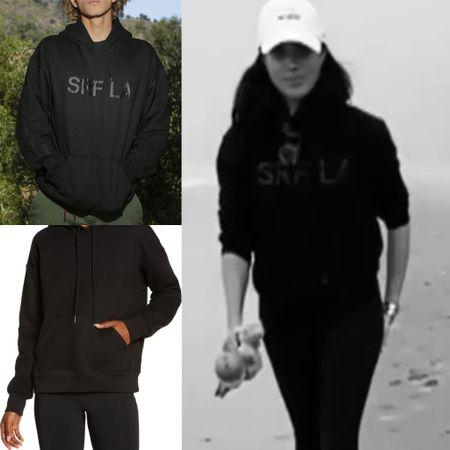 Black hoodie under $30 get the look   #LTKunder50 #LTKsalealert