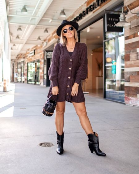 In case you missed it, rounding up 25 sweater dresses (including this one 😎) to shop right now over on the blog today. www.mystylediaries.com     #LTKshoecrush #LTKSeasonal #LTKitbag