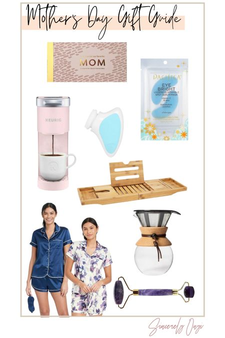http://liketk.it/3epfi #liketkit @liketoknow.it   http://liketk.it/3epf4 #liketkit @liketoknow.it   mother's day, mothers day gift guide, gifts for her, mother's day gifts, gift guide for her, affordable mother's day gifts, unique mother's day gifts, special gifts for mom, mom gift guide, deals for mother's day, apple watch, self care, spa day, slippers, candles, mom certificate, pajama sets, pj set for her, mother's day pajamas, silk pajamas, comfy pajamas, kodak cameras, keurig, waffle maker, waffle machine, instant camera, air fryer, electric facial brush, facial brush, facial cleanser, eye mask, under eye mask, vitamin c mask, bamboo tray, bath tray, pour over coffee maker, coffee machine, jade roller, jade roller for her.
