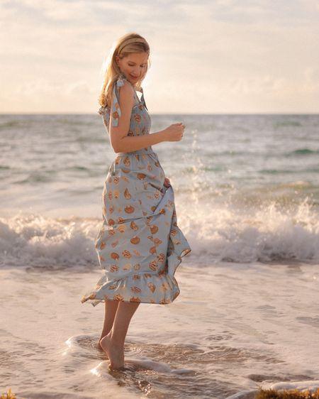 Seashell dress http://liketk.it/3gPSF @liketoknow.it #liketkit