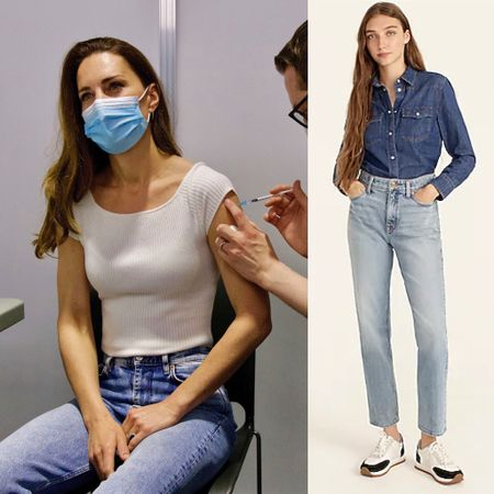 High waisted jeans #denim #pants   #LTKstyletip