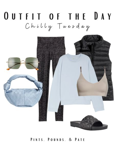 Yet another athleisure outfit of the day! True & Co sports bras (from Nordstrom and Nordstrom Rack) are my new obsession #ootd  #LTKfit #LTKstyletip