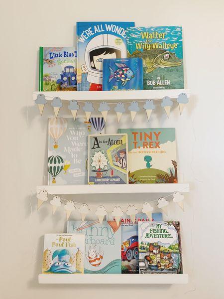 Kids bookshelves   #LTKkids #LTKbaby #LTKhome
