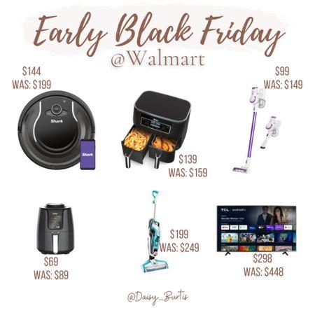 So many home deals at Walmart for Early Black Friday deals!!!  Brands like, Shark, Ninja, Hp and so so many more!!     #LTKsalealert #LTKHoliday #LTKGiftGuide