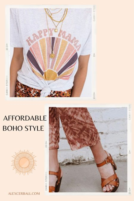 Boho essentials for mama http://liketk.it/3eHqA #liketkit @liketoknow.it #LTKstyletip