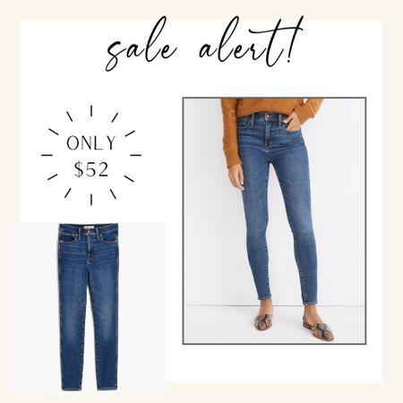 Some of my favorite jeans are on an amazing sale and fully stocked!  #LTKSeasonal #LTKsalealert #LTKunder100