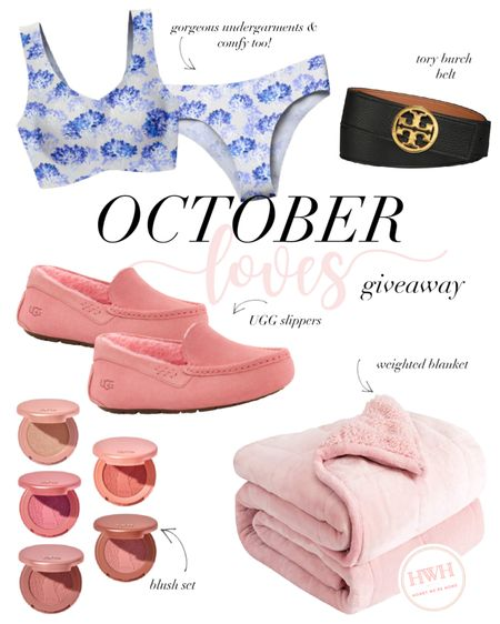 October Loves Giveaway  Every month I give away my faves to one lucky subscriber.    Subscribe here > www.HoneyWereHome.com/subscribe  Follow my shop @honeywerehome on the @shop.LTK app to shop this post and get my exclusive app-only content!  #liketkit #LTKsalealert #LTKstyletip #LTKSeasonal @shop.ltk http://liketk.it/3oLNf