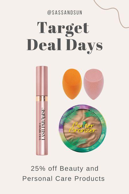 Target Deal Days 25% off Beauty  #LTKunder50 #LTKsalealert #LTKbeauty