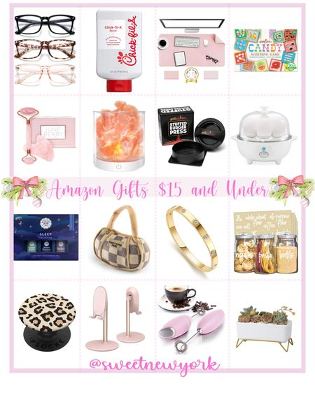 Amazon finds holiday gift guide gifts $15 and under http://liketk.it/30A1o #liketkit @liketoknow.it #LTKunder50 #LTKhome #LTKfamily