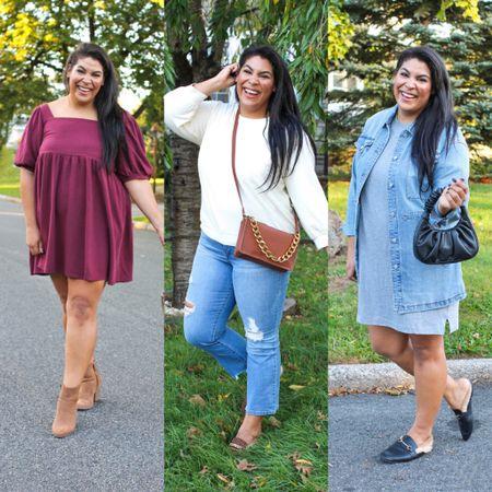 Affordable fall fashion from #walmartfashion #ad   Walmart fall fashion, Walmart finds, Walmart essentials, Walmart fashion, fashion favorites, affordable fashion finds, fall style, fall looks, women's fashion  #LTKSeasonal #LTKcurves #LTKunder50