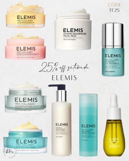 Elemis 25% off sitewide plus 3 piece gift with $100+ orders code FF25 http://liketk.it/3pLok @liketoknow.it #liketkit   #LTKunder100 #LTKunder50 #LTKsalealert #LTKbeauty