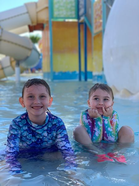 These swim suits are perfect for keeping the kids skin protected out in the sun!   #LTKswim #LTKtravel #LTKkids