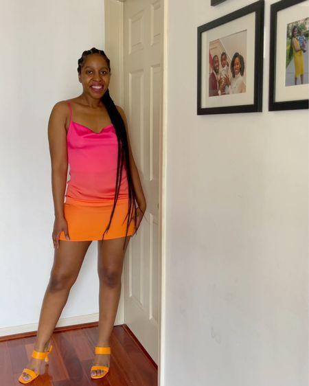 Get the look with a mini slip dress http://liketk.it/3hMih #liketkit @liketoknow.it