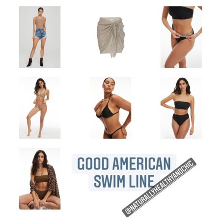 Check out these adorable spring & summer finds at Good American ! Can't wait to wear some new suits by the pool/at the beach!   Best bathing suits, jeans, shorts, relaxing wear. #liketkit #StayHomeWithLTK #LTKSpringSale #LTKunder50 @liketoknow.it http://liketk.it/3aPEj Shop your screenshot of this pic with the LIKEtoKNOW.it shopping app