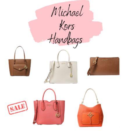 Michael Kors handbags on sale! Up to 40% off  http://liketk.it/3gaQs #liketkit @liketoknow.it #LTKsalealert #LTKitbag