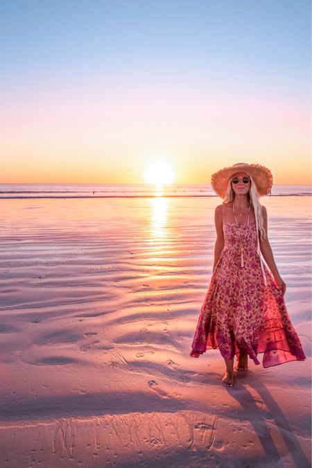 Loving those Broome sunsets that seem to go on forever 🌅  #LTKtravel #LTKaustralia #LTKstyletip