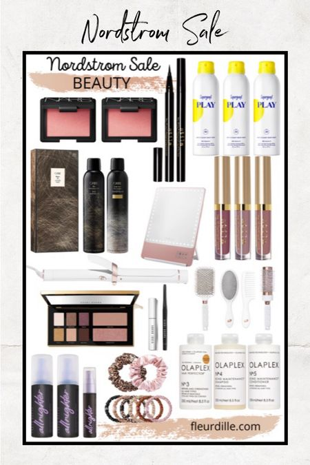 My favorite beauty items from the Nordstrom sale!   #LTKunder100 #LTKbeauty #LTKsalealert